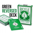 Green Reversed Bicycle Deck
